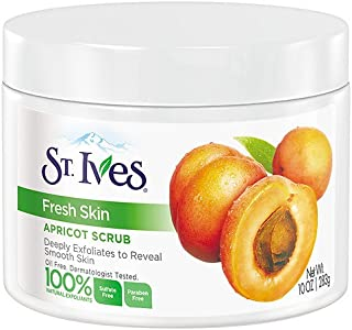 St Ives Apricot Extract Scrub Mask for Smoothing the Skin 283 G