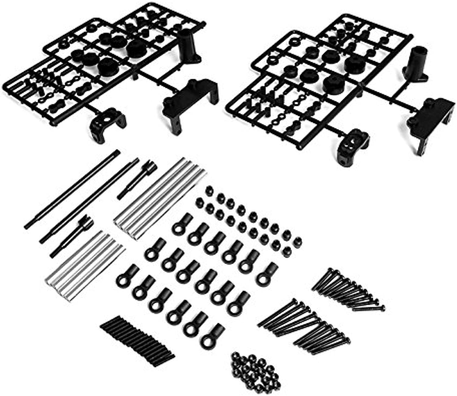 Gmade 30040 4Link Suspension Conversion Kit for Gs01 Chassis Toy