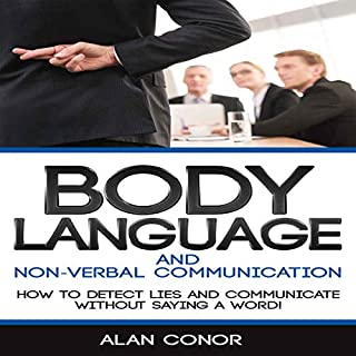Body Language: Body Language and Non-Verbal Communication audiobook cover art
