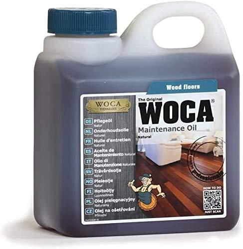 WOCA 527310AA Pflegeöl Natur 1 Liter