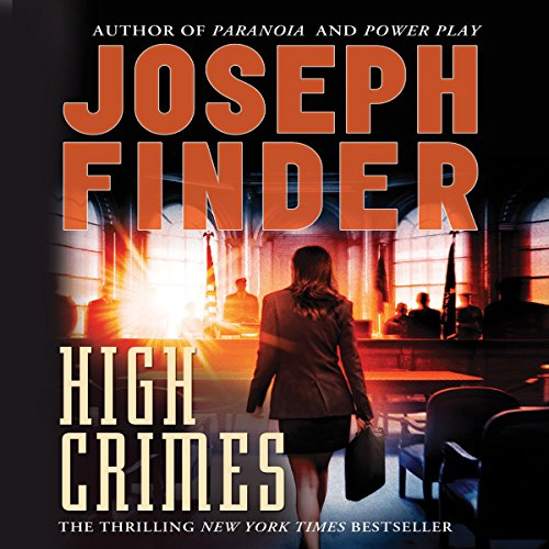High Crimes audiobook cover art