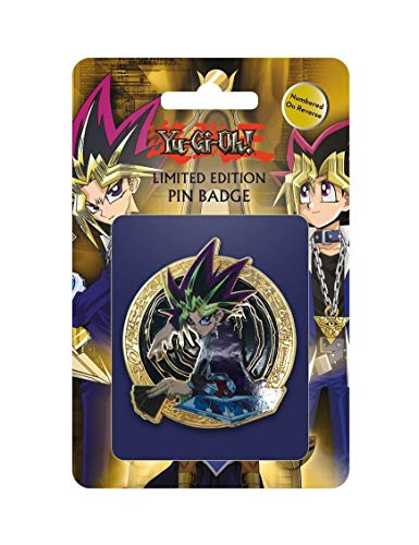 Yu-Gi-Oh YGO-02 - Pin de edición limitada Yugi