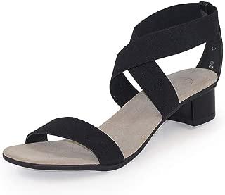 Grace Block Heel Sandal - by Charleston Shoe Co.