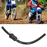 SALALIS Manguera de Combustible de Gasolina, Manguera de Gasolina de 7 mm de diámetro Interior Material ABS Duro para ATV Quad Mini Motocicleta Dirt Bike