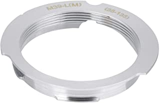 Acouto L(M39)-LM 35-135mm Adapter for Leica M39 LSM LTM Lens for Leica VM ZM Techart LM-EA7(50-75)