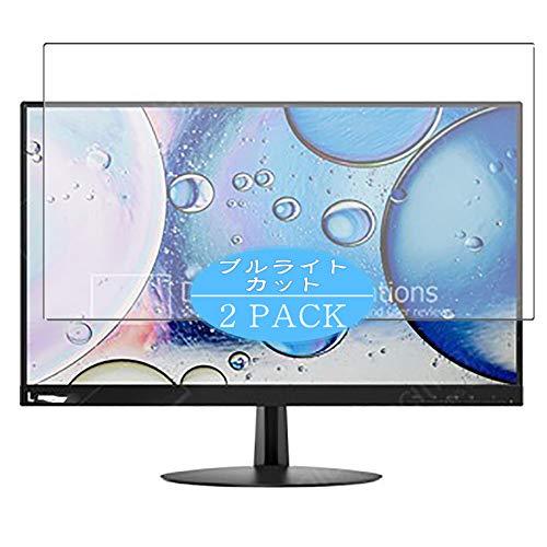 VacFun 2 Piezas Filtro Luz Azul Protector de Pantalla para Lenovo ThinkVision L22e-20 21.5' Display Monitor, Screen Protector...
