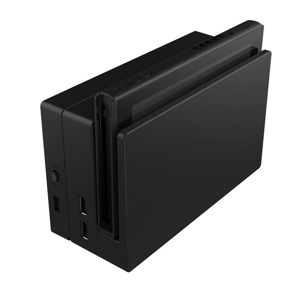 Cooling Fan Dock for Nintendo Switch - Black: Amazon.es: Videojuegos