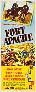 Fort Apache 14x36 Insert Movie Poster
