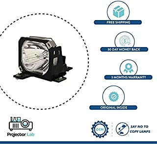 OEM Lámpara de Repuesto Originales para los Fabricantes de lámparas OPTOMA HD600X SP.8EH01GC01 3 Meses de garantía