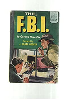 Hardcover The F. B. I. Book
