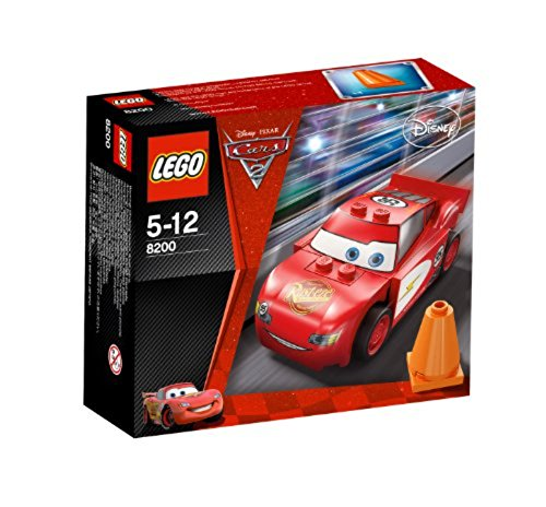 LEGO Radiator Springs Lightning McQueen 8200
