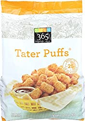 365 Everyday Value, Tater Puffs, 32 oz, (Frozen)