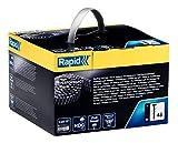 Rapid 5000804 No. 45 HDG Chiodi a Rullo per tetti 32 mm, Acciaio