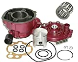 UNTIMERO 90cc Sport Cilindro Culata Kit Set para MBK X Limit Supermoto 50
