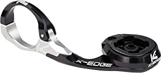 K-Edge Pro Race Handlebar Computer Mount for Lezyne Black, One Size