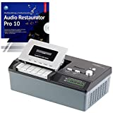 auvisio Kassettenplayer: USB-Kassetten-Player UCR-2200 zum Abspielen & Digitalisieren (MC digitalisieren)