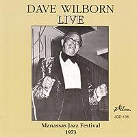 Live-1973 Manassas Jazz Festiv
