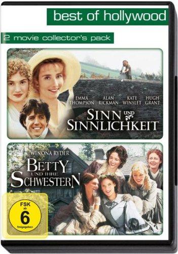 Sinn und Sinnlichkeit/Betty und ihre Schwestern - Best of Hollywood [2 DVDs]