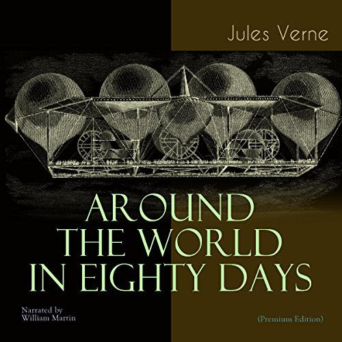 Around the World in Eighty Days cover art
