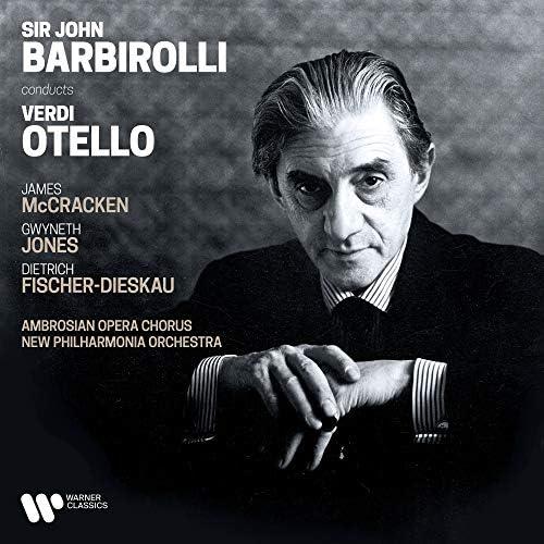 James McCracken, Gwyneth Jones, Dietrich Fischer-Dieskau, New Philharmonia Orchestra & Sir John Barbirolli