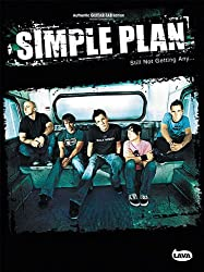 Simple Plan: Still Not Getting Any/ Authentic Guitar-Tab Edition