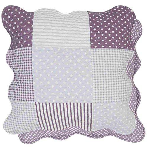 Federa per cuscino Clayre & Eef Q140.030. 50 x 50 cm.
