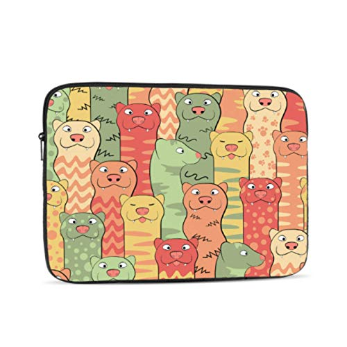 Mac 15 Inch Case Clever Smart Ferret Animal Macbook 13 Inch Case Multi-Color & Size Choices10/12/13/15/17 Inch Computer Tablet Briefcase Carrying Bag