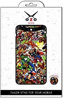 لاصقة حماية من اوزو شخصيات كرتونية لموبايل Vivo Y20s