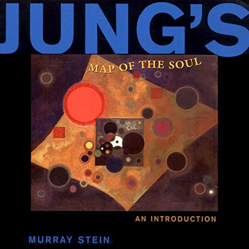 Jung's Map of the Soul audiobook cover art