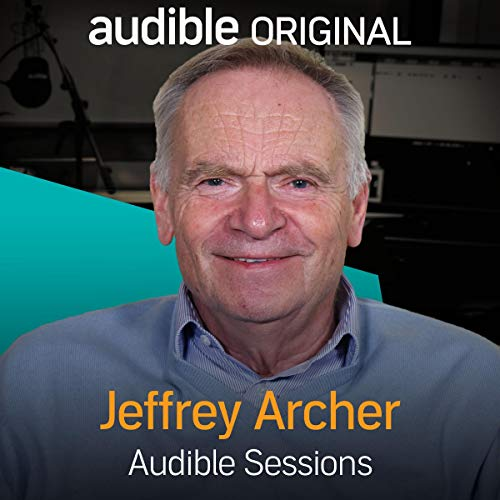 Jeffrey Archer cover art