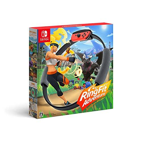 Nintendo Ring fit Adventure -Switch (Renewed)