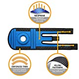 Zoom IMG-2 suprbird tutore fascia ginocchio supporto