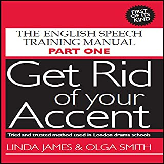 Get Rid of Your Accent cover art