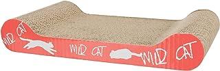 Trixie 48000 kraskarton Wild Cat, 41 × 7 × 24 cm, op kleur gesorteerd