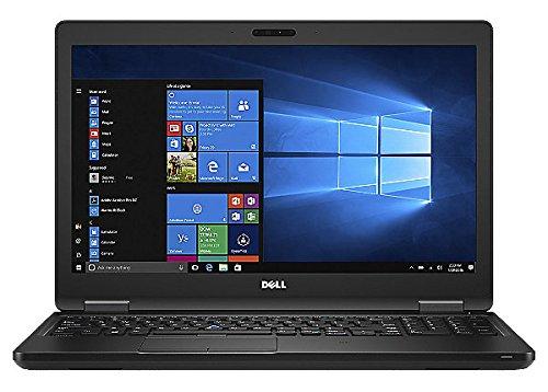 Dell Latitude 5580 HD 15.6 Inch Business Laptop Notebook PC (Intel Core i5-6300U, 8GB Ram, 256GB SSD, Camera, WiFi, HDMI, Type C Port) Win 10 Pro with Numeric Keyboard (Renewed)