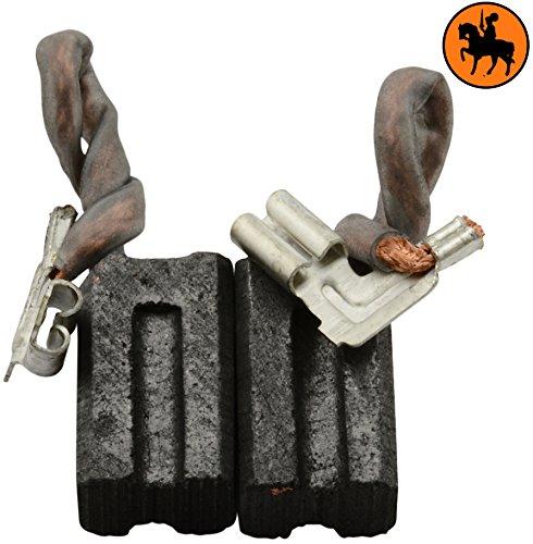 Kohlebürsten für ELU BM18EA Bohrmaschine -- 6,3x8x13mm -- 2.4x3.1x5.1''