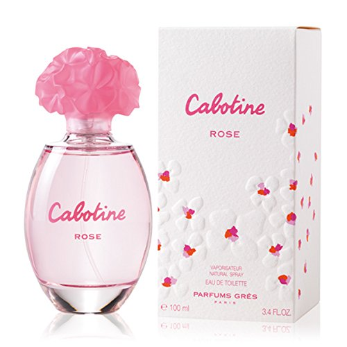 qtimber CABOTINE ROSE edt vaporizador 100 ml #manufacturer # 13.6 x 6.2 x 6.8 cm max 1000 characters