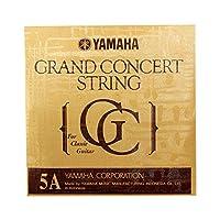 YAMAHA S15 5弦用 グランドコンサート クラシックギター バラ弦×6本