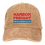 Harbor-Freight-Tools Cowboy Hat Cotton Adjustable...