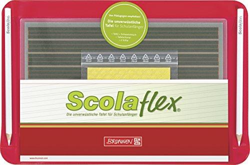 Brunnen 104020171 Scolaflex Tafel-Set L1A (26,5 x 18 cm)