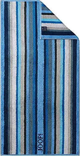 Joop! Handtuch Spirit Stripes 1664 | 11 Ocean - 50 x 100