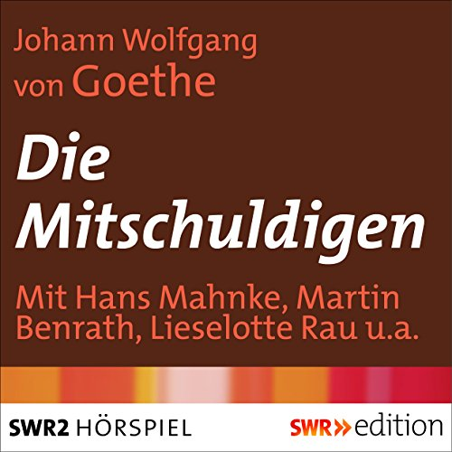 Die Mitschuldigen audiobook cover art
