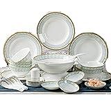 Vajilla 28 Piezas, Completa Moderna De Porcelana Para Cocina,...