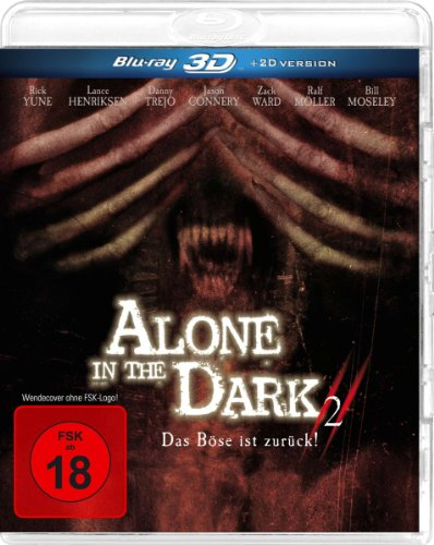 Alone in the Dark 2 [3D Blu-ray]