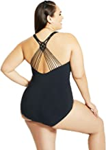 Profile by Gottex Crochet Back ONE-Piece