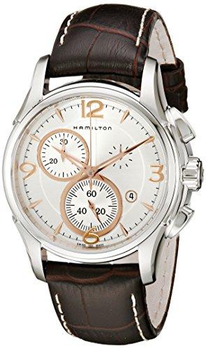 [ハミルトン] 腕時計 ジャズマスター クオーツ H32612555 メンズ 正規輸入品 ブラウン