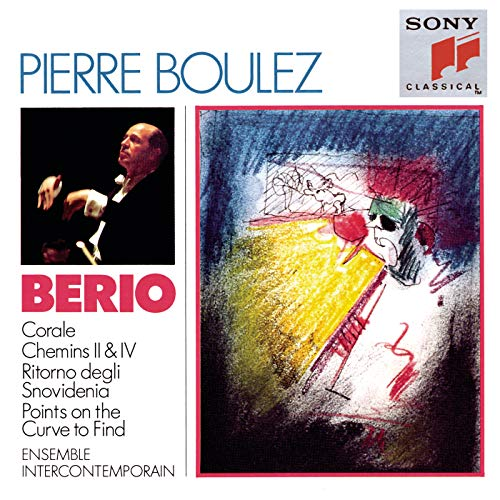 Berio: Corale, Chemins, Il ritorno degli snovidenia & Points on the Curve to Find