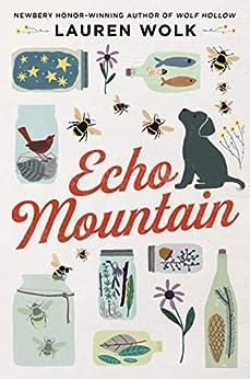 Echo Mountain by [Lauren Wolk]