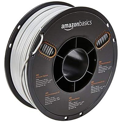 AmazonBasics 3D Printer Filament, 2.85mm, 1 kg Spool