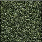 Woodland scenics fine turf green grass t1345 57.7 in3 (945 cm3) by Liberty Mountain